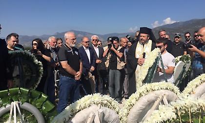 Παρουσία Σαββίδη το μνημόσυνο των αδικοχαμένων οπαδών του ΠΑΟΚ στα Τέμπη