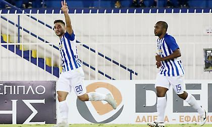 LIVE: Ατρόμητος-ΠΑΣ Γιάννινα 1-0 (Τελικό)