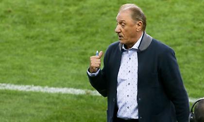 Μαντζουράκης: «Δεν βρήκαμε κάποιο γκολ για να πάρουμε κάτι από το ματς»