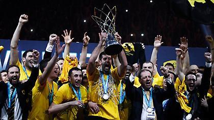 Με πολύ... ΑΕΚ το trailer για το Basketball Champions League (video)