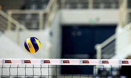 Αναβολή μιας εβδομάδας στη Volleyleague