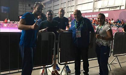 «Δύο στα δύο» στο Μπουένος Άιρες και προκρίνεται με πρωτιά ο Σγουρόπουλος