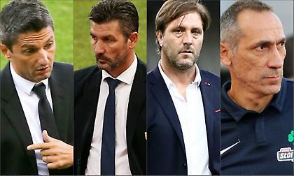 Σούπερ Λίγκα: Ποιος προπονητής θα φύγει πρώτος;