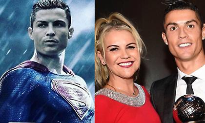 Η αδερφή του Κριστιάνο Ρονάλντο ζητά δικαιοσύνη για εκείνον μέσω… Superman! (pic)