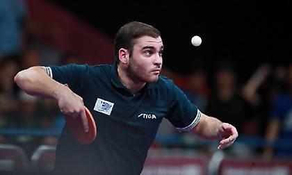 Στους «16» του Ολυμπιακού τουρνουά ο Σγουρόπουλος