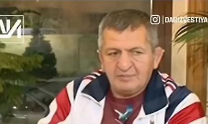 Πατέρας του Νουρμαγκομέντοφ: «Η τιμωρία μου στον Κχαμπίμπ θα είναι πιο σκληρή από του UFC»