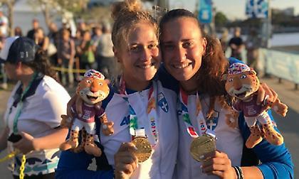 Χρυσό για Μπούρμπου-Κυρίδου στους Ολυμπιακούς Αγώνες Νέων