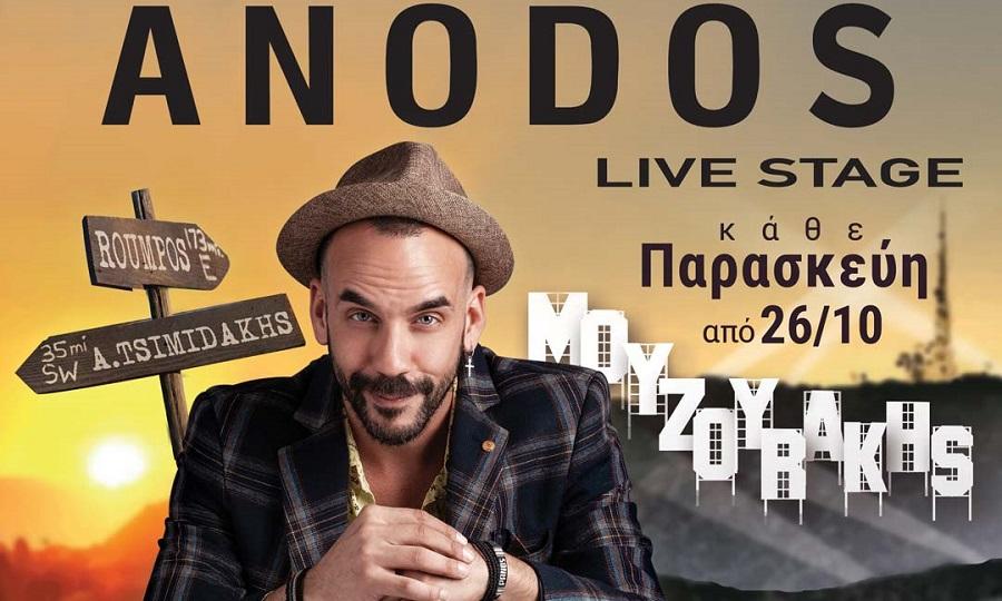 Πάνος Μουζουράκης: That's Life Anodos