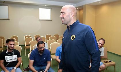 «Κοντά στην επιστροφή του στην ΑΕΚ ο Μαϊστόροβιτς»