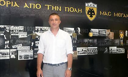 Διαψεύδει για Μαϊστόροβιτς και Ματιάσεβιτς η ΑΕΚ