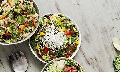 Εννέα τρόποι για να φάτε υγιεινά χωρίς να πεινάσετε