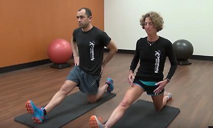Τρεις ασκήσεις που θα σε βοηθήσουν να τρέξεις σαν πρωταθλητής (video)