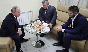 Συνάντησε τον Πούτιν ο Νουρμαγκομέντοφ - Τι ζήτησε ο Ρώσος πρόεδρος!