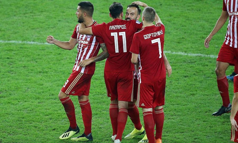 Νικολακόπουλος: «Το 15-14 στους διεθνείς και το 5-0 στους ξένους»