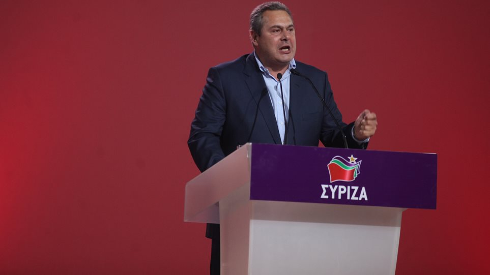 Όλος ο ΣΥΡΙΖΑ κατά του Καμμένου για τις προτάσεις του στις ΗΠΑ