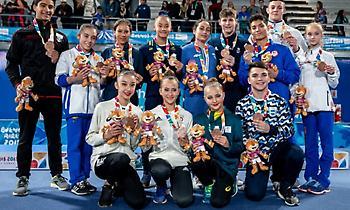 Χάλκινη η Σακελλαρίδου στους Ολυμπιακούς Αγώνες Νέων!