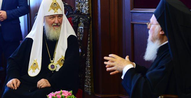 Η γεωπολιτική της Ορθοδοξίας μετά την μετωπική Φαναρίου - Μόσχας