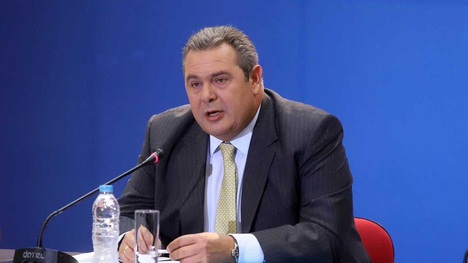 Καμμένος για «ρήξη» με ΣΥΡΙΖΑ: Δεν μίλησα με Τσιπρα γιατί δεν άλλαξαν τα συμφωνημένα