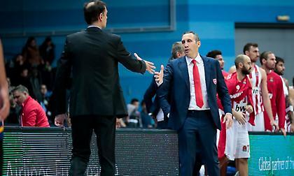 Μπλατ: «Ο ρόλος του Σπανούλη δεν έχει αλλάξει, παραμένει ηγέτης του Ολυμπιακού»