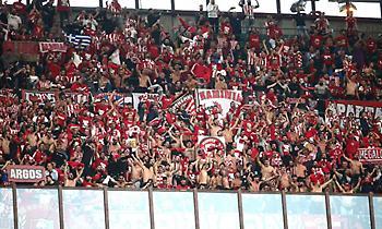 Χίλια εισιτήρια για Λουξεμβούργο πήρε ο Ολυμπιακός
