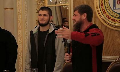 Ο δικτάτορας της Τσετσενίας έκανε δώρο λιμουζίνα στον Νουρμαγκομέντοφ