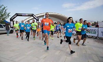5ο Run Together: Όλα έτοιμα για τη μεγάλη δρομική γιορτή την Κυριακή στο ΟΑΚΑ