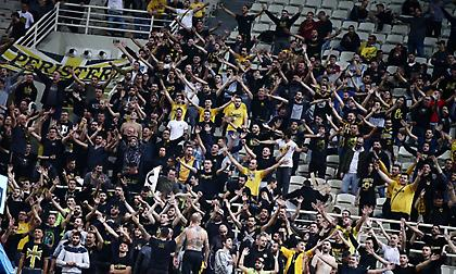 Τρολάρισμα οπαδών της ΑΕΚ στους Θεσσαλονικείς με… καλαμάκι (pic)