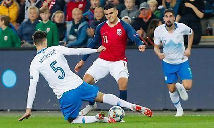 Με βασικό τον Ομάρ, οι Νορβηγοί 1-0 τη Σλοβενία