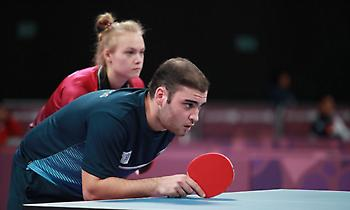 Πέρασε και στη 16άδα του ομαδικού ο Σγουρόπουλος στους Ολυμπιακούς Αγώνες νέων