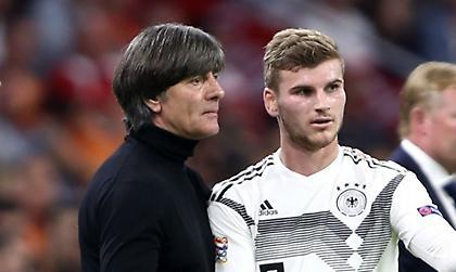 Η κατάρρευση της Γερμανίας ενόχλησε τον Λεβ