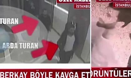 «Στη φόρα» το video της επίθεσης του Αρντά Τουράν σε τραγουδιστή αφότου… την έπεσε στη γυναίκα του!