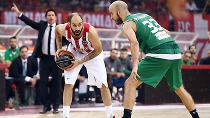 Πανδαισία μπάσκετ με Σπανούλη και Καλάθη