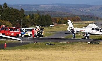 Γερμανία: Αεροσκάφος Τσέσνα έπεσε σε πλήθος -Τρεις νεκροί, 8 τραυματίες