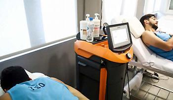 Ο Ατρόμητος επενδύει στα κορυφαία συστήματα αποθεραπείας και αποκατάστασης