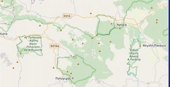Σεισμός 4,1 ρίχτερ στον Πολύγυρο. Έγινε ιδιαίτερα αισθητός στη Θεσσαλονίκη