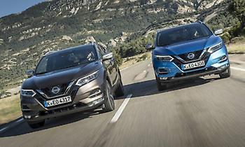 Το Nissan Qashqai διακρίθηκε ως το «Καλύτερο Αυτοκίνητο Βρετανικής Κατασκευής»