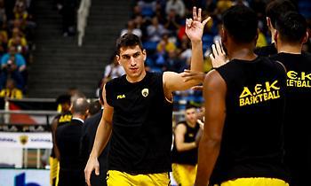 Λαρεντζάκης: «Η ομάδα φέτος είναι καινούρια, ξεκινάμε από το μηδέν»