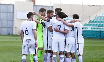 Live streaming Κ21: Ελλάδα-Λευκορωσία 2-0