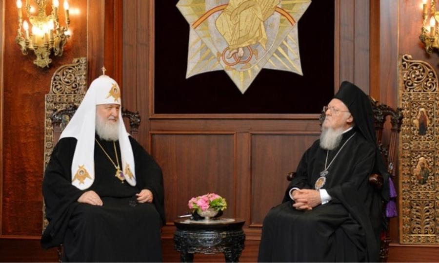 Η Ρωσική Εκκλησία ανακοίνωσε ότι διακόπτει κάθε δεσμό με το Πατριαρχείο Κωνσταντινουπόλεως