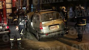 Επίθεση με μολότοφ στο Α.Τ. Ομόνοιας - Τέσσερις αστυνομικοί τραυματίες