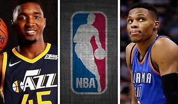 NBA Northwest: Ούτε ο μάντης Κάλχας δεν μπορεί να βρει τον νικητή!