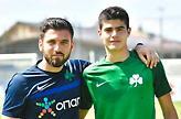 Σιατούνης στο sportfm.gr: «Ελπίζω στο μέλλον να ξαναβρεθώ στον Παναθηναϊκό»
