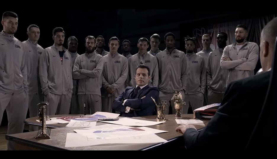 Εκπληκτικό βίντεο ΤΣΣΚΑ: Με «αποφυλάκιση» Ιτούδη και τη δημιουργία ομάδας τίτλων