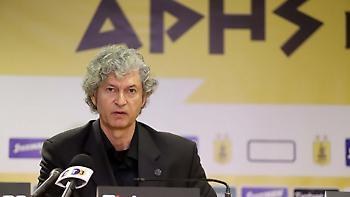 Παπαγεωργίου: «Θα έπρεπε οι διαιτητές να δώσουν το δικαίωμα στον Άρη να διεκδικήσει τη νίκη»