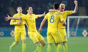 Νίκη και πρόκριση για Ουκρανία – Διπλό κορυφής για Ουαλία