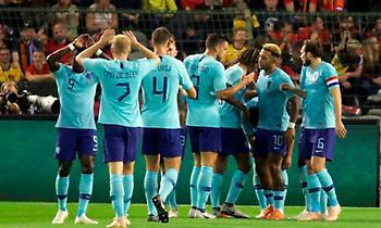«Ατσαλώνεται» η Ολλανδία, έμεινε όρθια και στο Βέλγιο! (video)