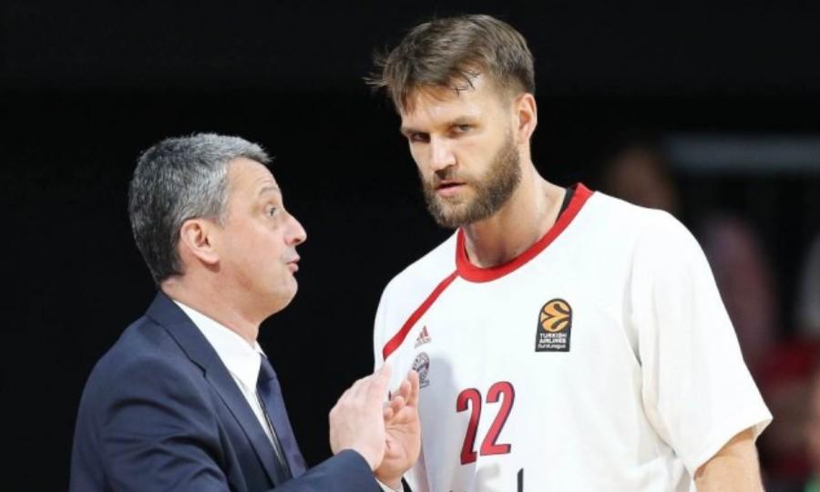Ράντονιτς: «Είχαμε διαφορά σε ενέργεια και συγκέντρωση»