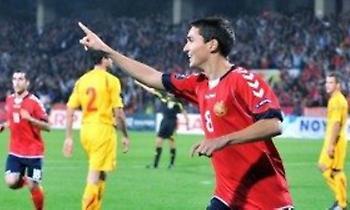 Σάρωσε την ΠΓΔΜ η Αρμενία και της «έκοψε» τη φόρα