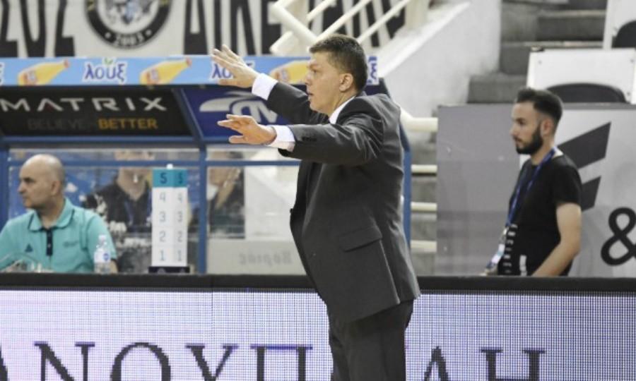 Κρούνιτς: «Περήφανος για το πως αντιμετωπίσαμε το παιχνίδι»