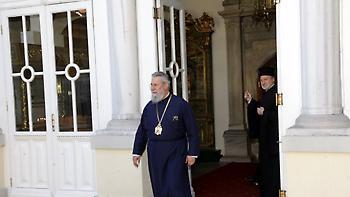 Χειρουργήθηκε στο Λονδίνο ο αρχιεπίσκοπος Κύπρου Χρυσόστομος - Δεύτερη φορά τον χτύπησε ο καρκίνος